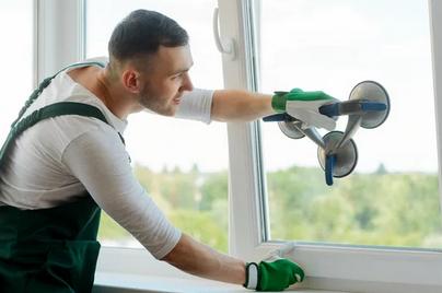 Residential Window Glass Repair Service